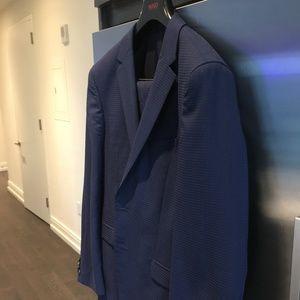 Hugo Boss Suit (Blue)